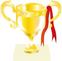 ゴールドカップレース表彰式